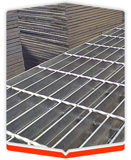 Ozre Shipping - Aluminium Grating